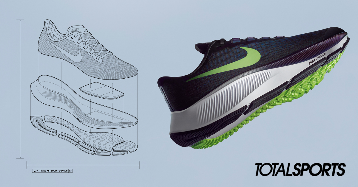 Nike Pegasus 37, a Story Told by Joan